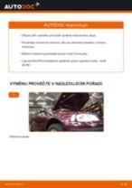 Jak vyměnit motorový olej a olejový filtr na Audi A3 8L1 – návod k výměně