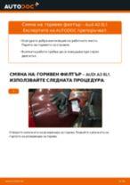 Стъпка по стъпка PDF урок за промяна Стъкло За Странично Огледало на Renault Scenic 1