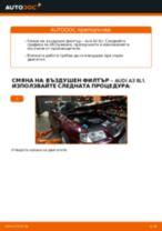 Как се сменя въздушен филтър на Audi A3 8L1 – Ръководство за смяна
