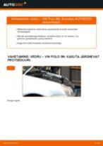 Siit saate teada, kuidas VW tagumine ja eesmine Vedrustus hädasid lahendada