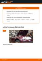 AUDI A3 Eļļas filtrs nomaiņa: rokasgrāmata