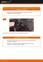 Montare Lamela stergator VW POLO (9N_) - tutoriale pas cu pas