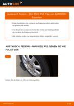 NISSAN CARAVAN Radbremszylinder wechseln rechts + links Anleitung pdf