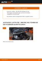 Reparatur- und Wartungsanleitung für Sebring FJ