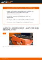 BMW X3 F25 Rbz: Online-Handbuch zum Selbstwechsel