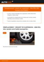 Sebring FJ tutoriel de réparation et de maintenance