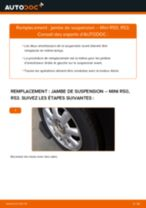 PDF manuel sur la maintenance de SEBRING