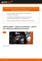 Changement Moteur d'Essuie-Glace avant et arrière MERCEDES-BENZ GLS : guide pdf