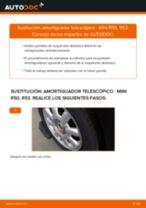 Manual online sobre el cambio de Tubo admision aire por su cuenta en Audi A3 8P1