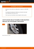 Le raccomandazioni dei meccanici delle auto sulla sostituzione di Supporto Ammortizzatore MINI Mini R50 1.6 One