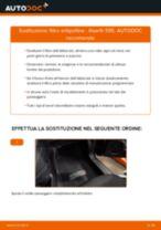 Nissan Patrol GR Y60 Filtro Aria sostituzione: tutorial PDF passo-passo