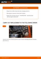 Learn how to fix the DAIHATSU Anti Roll Bar Bushes trouble