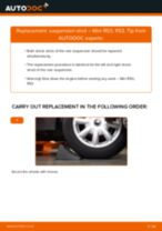 How to change Deflection / Guide Pulley, timing belt on SUBARU XV - manual online
