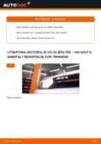 Bytte Sidespeil venstre og høyre Ford Mondeo Mk4: handleiding pdf