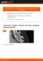 DIY-manual for utskifting av Intercooler i VW GOLF 2020
