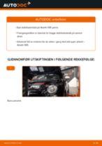 Hvordan bytte og justere Hovedlykter ABARTH 500 / 595: pdf håndbøker