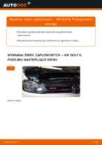 Jak wymienić świece zapłonowe w VW Golf 6 - poradnik naprawy