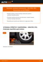 Darmowe instrukcje online jak odnowić Pompa hamulcowa MINI MINI (R50, R53)