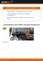 DIY-manual for utskifting av Fjærer i VW GOLF 2020