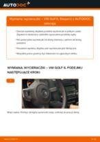 Jak wymienić wycieraczki przód w VW Golf 6 - poradnik naprawy