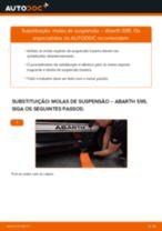 Como substituir Tubo flexível de admissão, filtro de ar BMW F20 - manual online