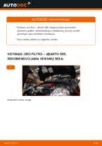 Kaip pakeisti gale ir priekyje Stabdziu Apkabos Laikiklis Ford C-Max dm2 - instrukcijos internetinės