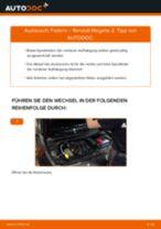 Anleitung: Renault Megane 2 Federn vorne wechseln