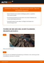 FORD SCORPIO I Saloon (GGE) Ölfilter wechseln Ersatz Anleitung pdf