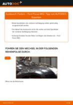 Federn wechseln FORD FOCUS: Werkstatthandbuch
