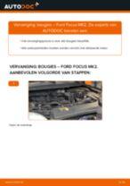 Tips van monteurs voor het wisselen van FORD Ford Focus mk2 Sedan 1.8 TDCi Motorsteun