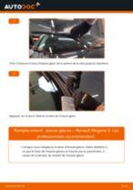 Remplacement Balais d'essuie-glace RENAULT MEGANE : pdf gratuit