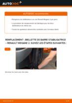 Notre guide PDF gratuit vous aidera à résoudre vos problèmes de RENAULT RENAULT MEGANE II Saloon (LM0/1_) 1.9 dCi Bougies d'Allumage