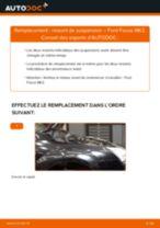 Comment changer : ressort de suspension avant sur Ford Focus MK2 - Guide de remplacement