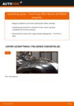 Udskift fjeder for - Ford Focus MK2 | Brugeranvisning