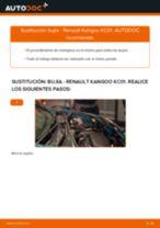 Instalación Bujía de encendido RENAULT KANGOO (KC0/1_) - tutorial paso a paso