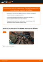 Manuale d'officina per Renault Kangoo 2 Express online