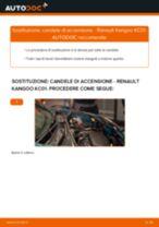 Libretto di istruzioni RENAULT KANGOO