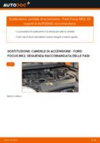 Cambiare Candela Di Accensione FORD FOCUS: manuale tecnico d'officina