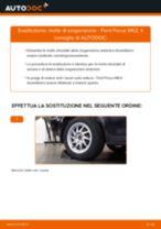 Come cambiare molle di sospensione della parte posteriore su Ford Focus MK2 - Guida alla sostituzione
