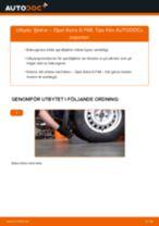 Onlineguide för att själv byta Spiralfjäder i OPEL ASTRA G Hatchback (F48_, F08_)