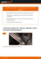 Mekanikerens anbefalinger om bytte av RENAULT RENAULT MEGANE II Saloon (LM0/1_) 1.9 dCi Hjullager