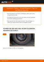 Anleitung: Renault Megane 2 Federn hinten wechseln