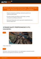 Montaż Amortyzatory RENAULT KANGOO (KC0/1_) - przewodnik krok po kroku