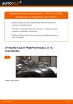 Jak wymienić sprężyny zawieszenia przód w Ford Focus MK2 - poradnik naprawy