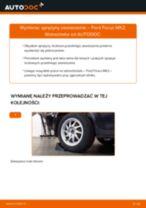 Jak wymienić sprężyny zawieszenia tył w Ford Focus MK2 - poradnik naprawy