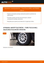 Jak wymienić amortyzator tył w Ford Focus MK2 - poradnik naprawy