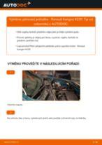 PEUGEOT 508 II SW (FE_, F4_) výměna Axiální Táhlo Řízení : návody pdf
