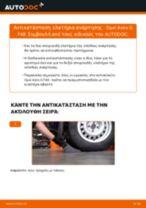 Πώς να αλλάξετε ελατήρια ανάρτησης πίσω σε Opel Astra G F48 - Οδηγίες αντικατάστασης