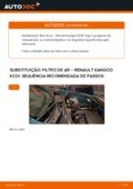 Manual de serviço RENAULT KANGOO