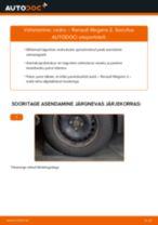 VOLVO XC70 vahetada Kinnitus Sillatala : käsiraamatute pdf